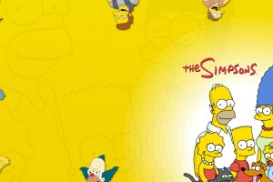 simpsons wallpaper show
