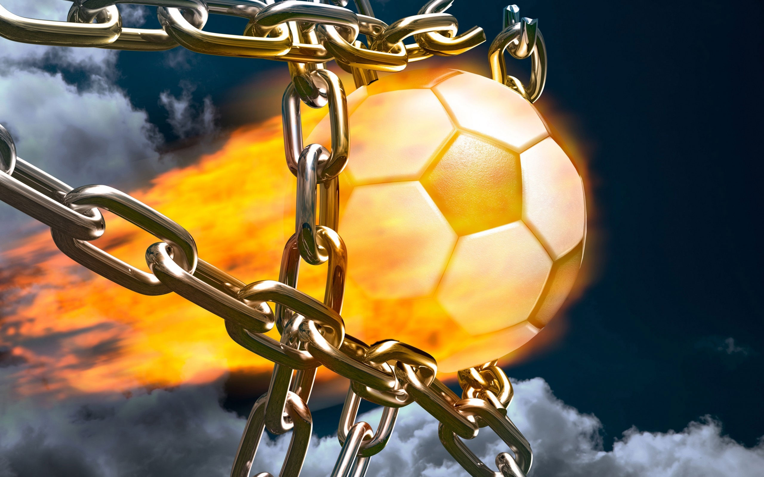 soccer wallpaper chaines