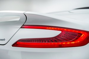 Aston Martin Vanquish Wallpapers tail light