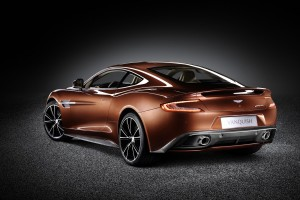 Aston Martin Vanquish pictures A2