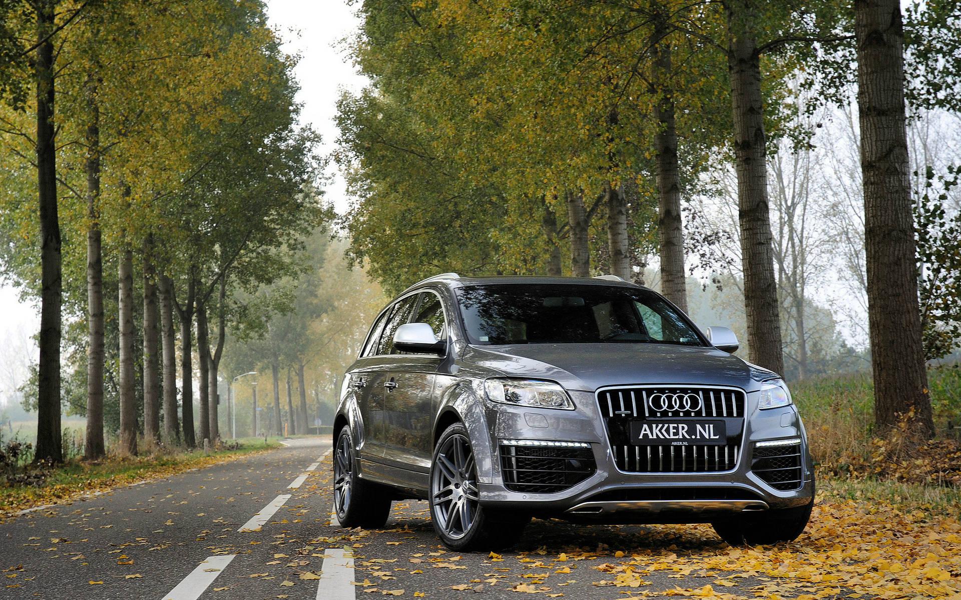 Audi Q7 wallpaper desktop