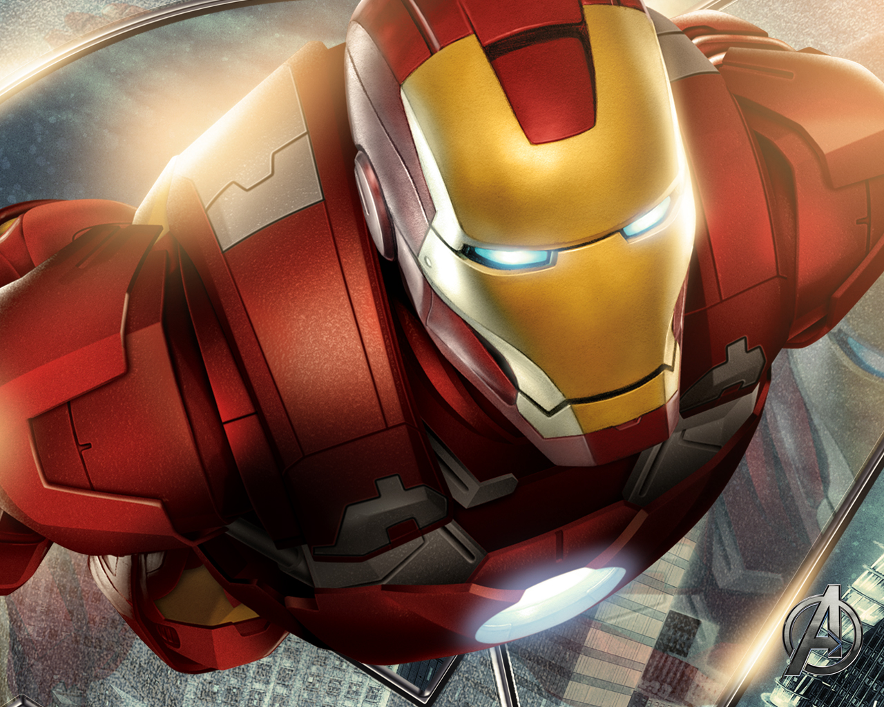 iron man Avengers wallpaper
