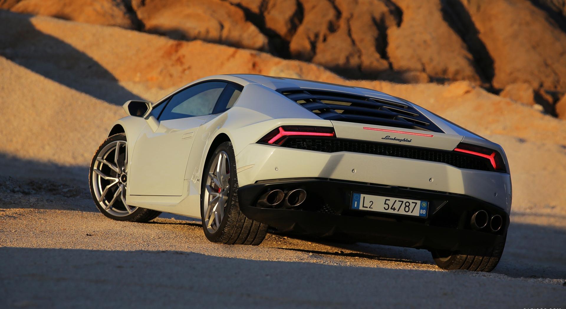 Lamborghini Huracan specs
