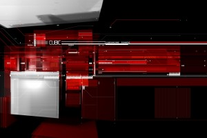 abstract wallpapers hd red cubic