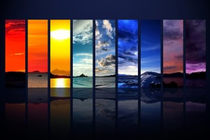 abstract wallpapers hd spectrum sky