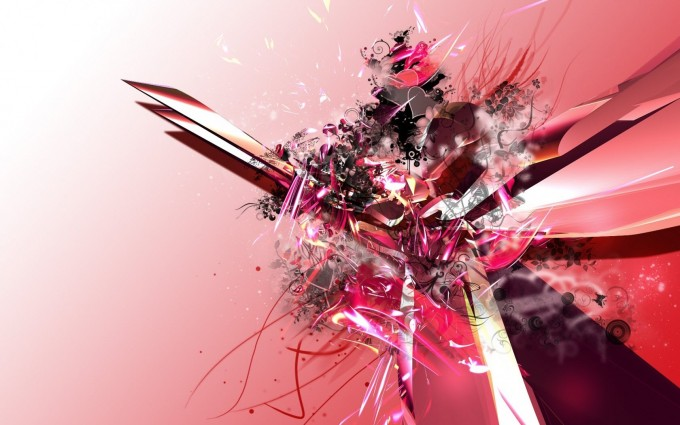 abstract wallpapers hd valentines_candy