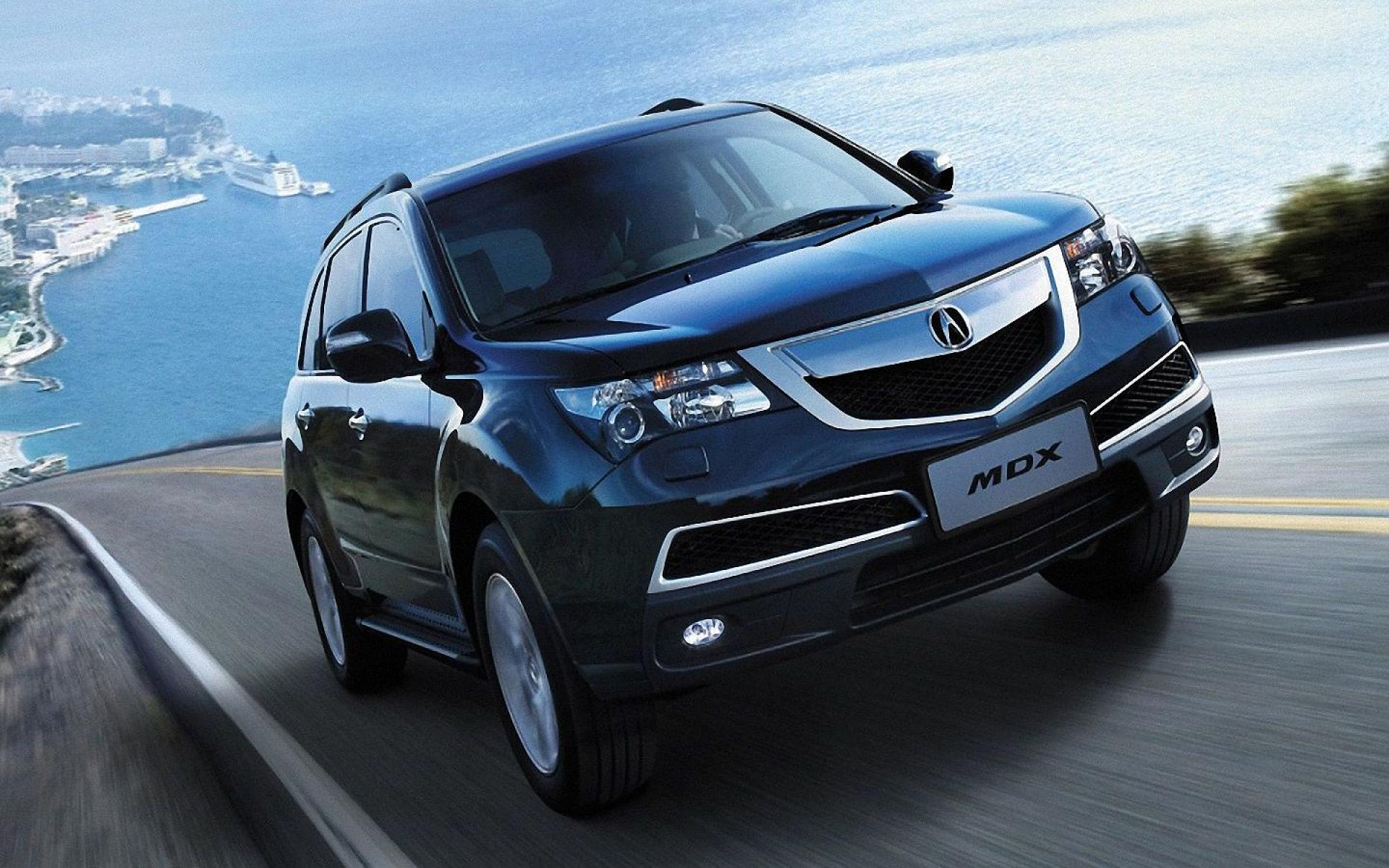 acura mdx Wallpapers hd A2 road