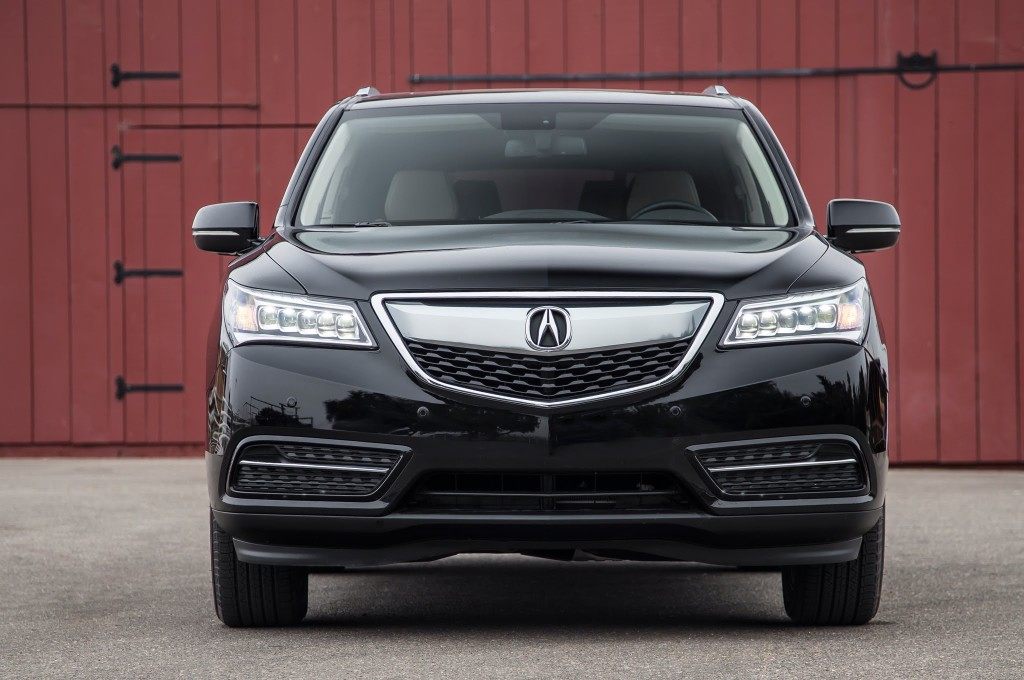 acura mdx Wallpapers hd A5 front