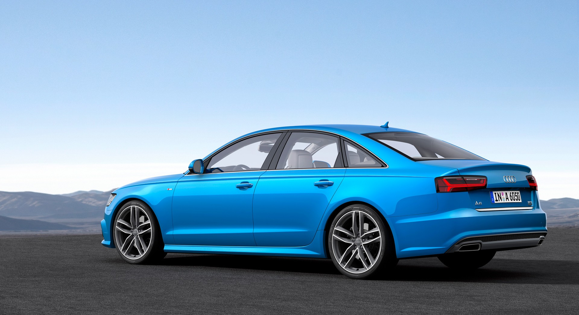 Audi a6 wallpapers for desktop