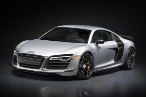 audi r8  awesome car