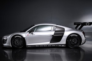 audi r8 widescreen lms