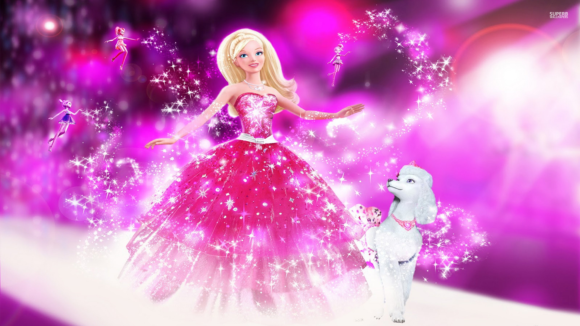 barbie images wallpaper