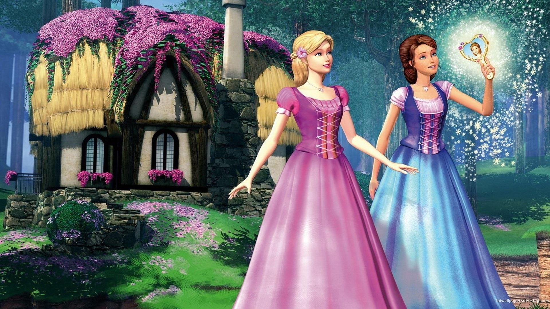 Barbie In The Diamond Castle HD