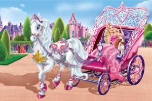 barbie wallpaper horse