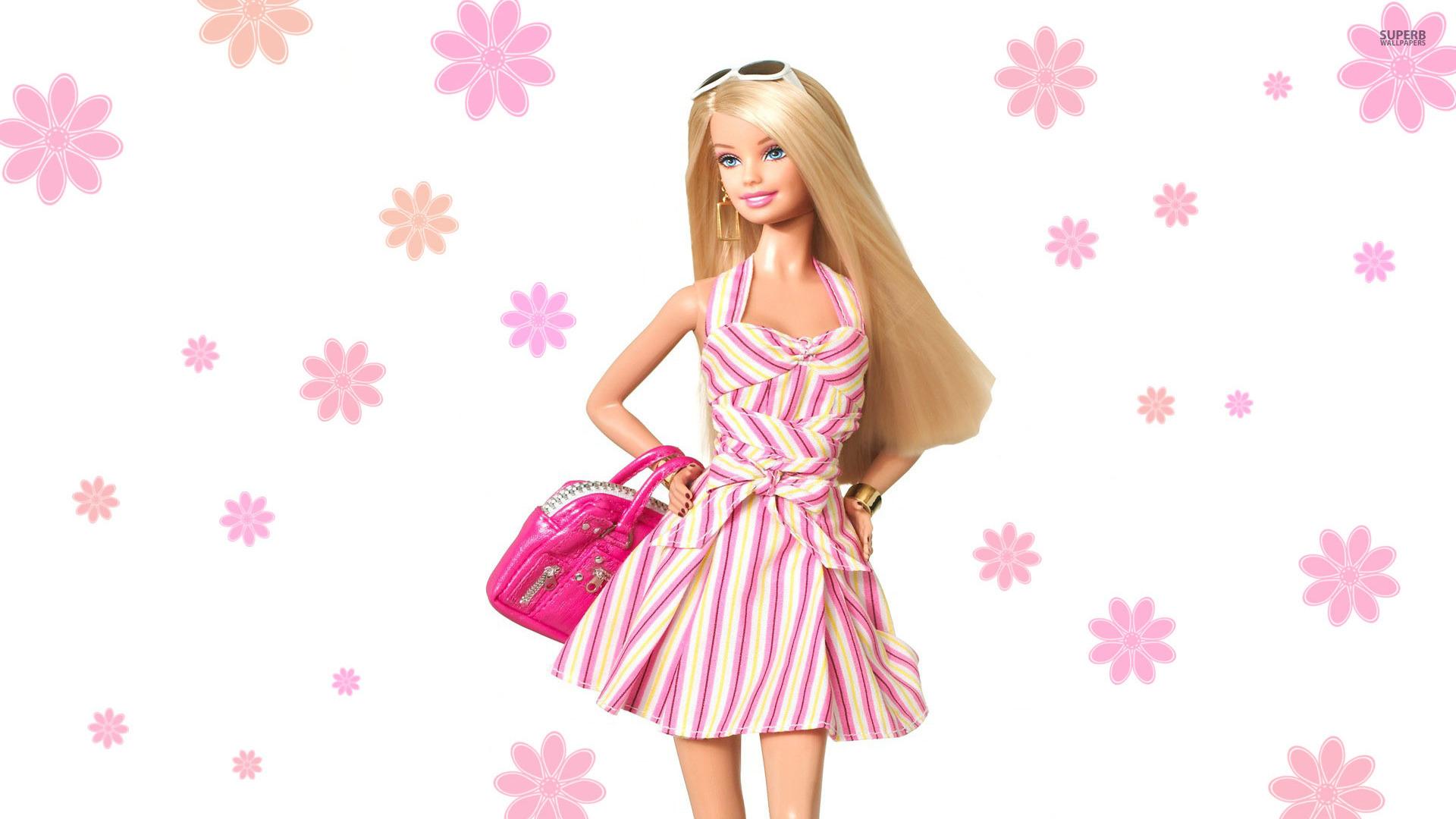 animated barbie childrens art