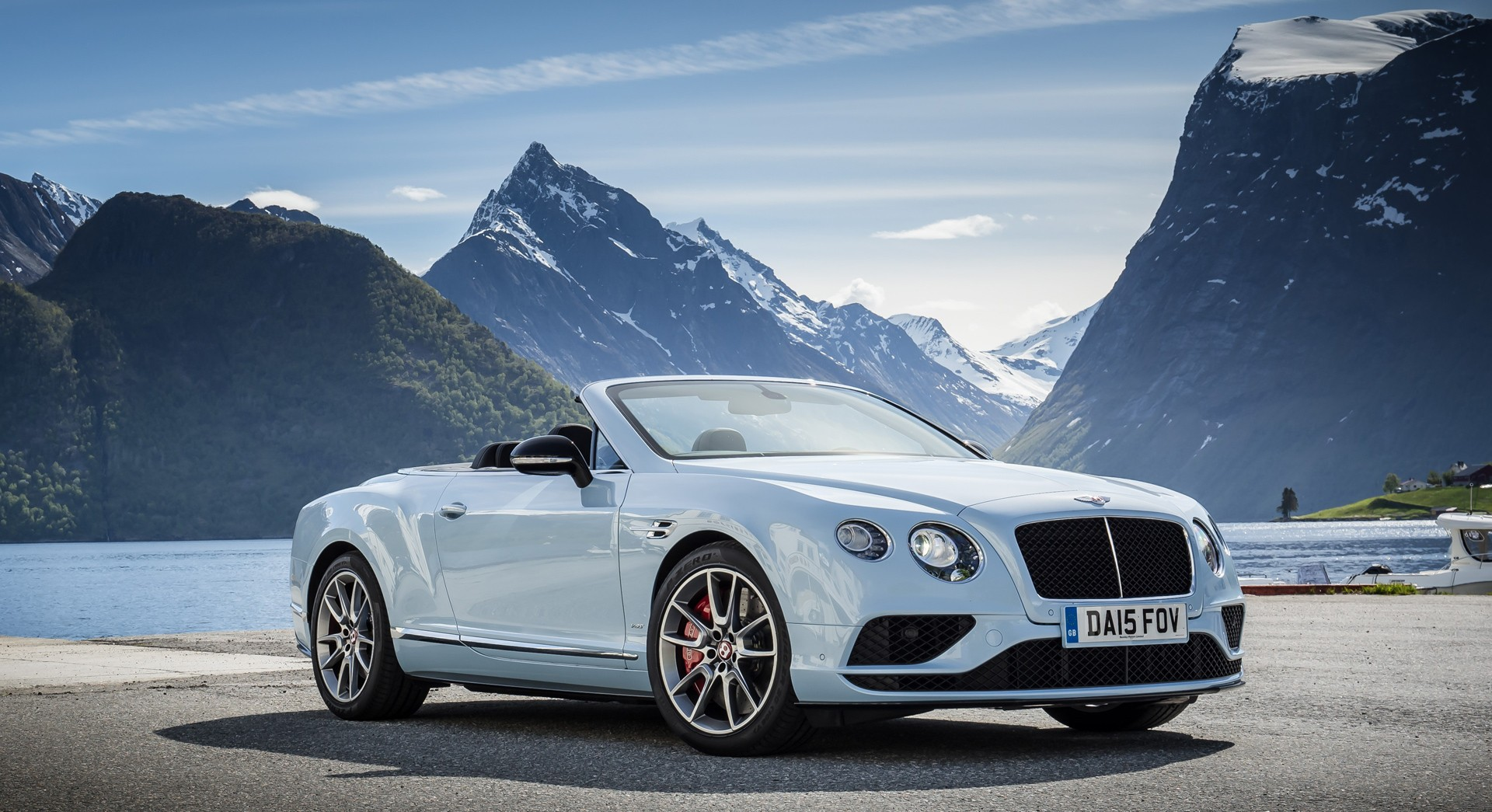 bentley continental gt convertible photography