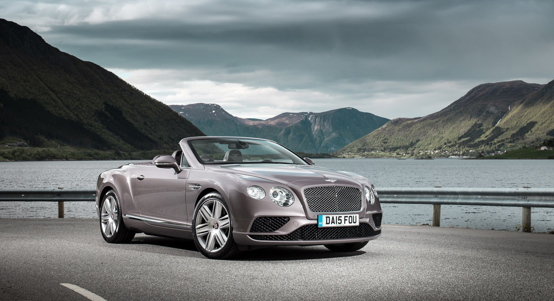 bentley continental gt pc