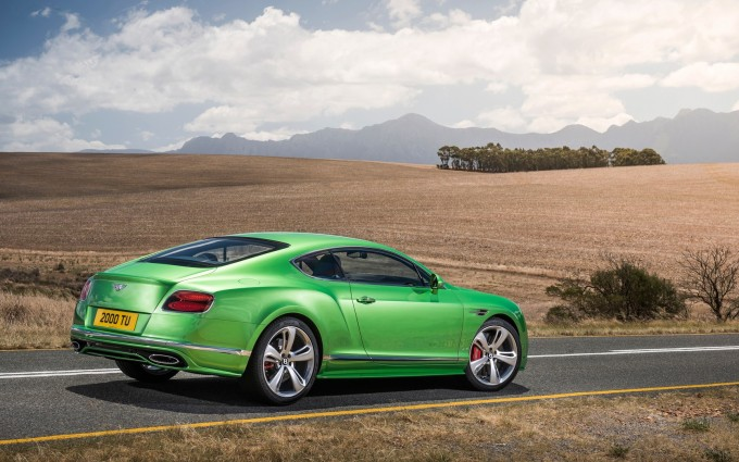 bentley continental gt performance