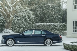 bentley mulsanne house