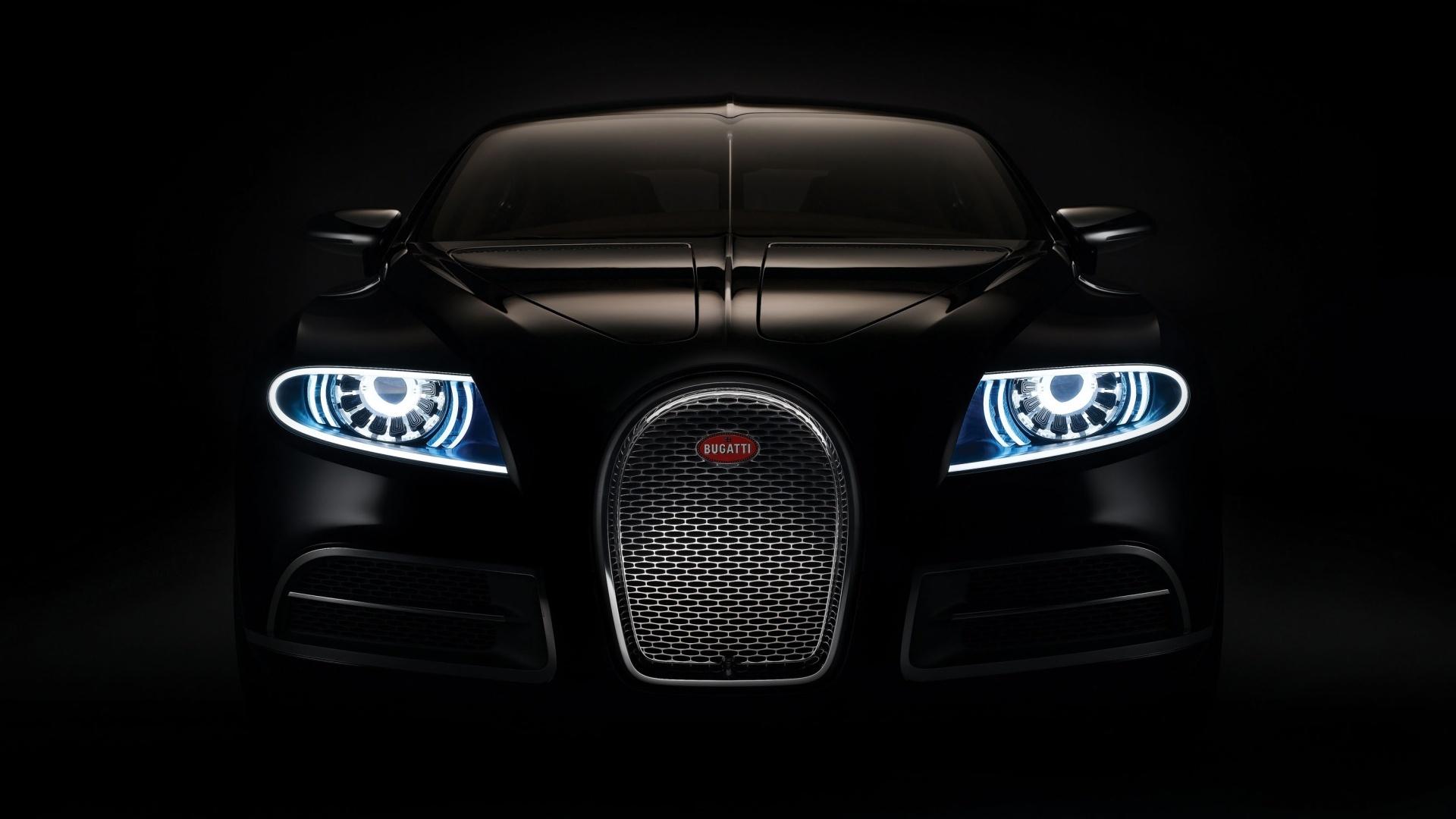 bugatti veyron wallpapers black