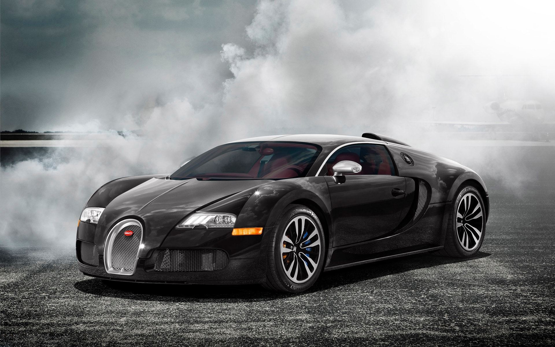 bugatti veyron wallpapers smokes