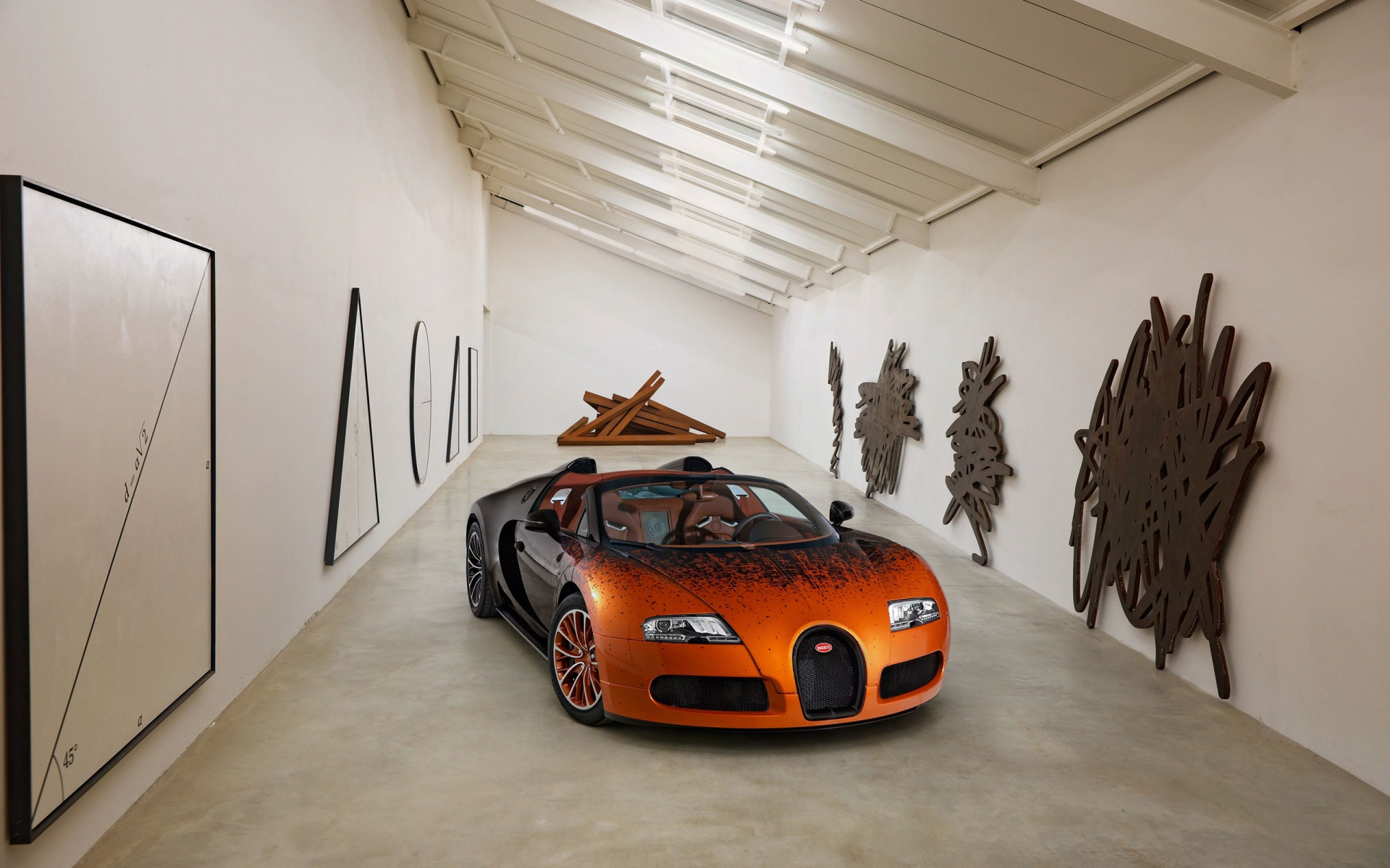 bugatti veyron wallpapers sports car