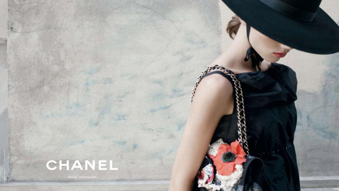 chanel wallpapers hat