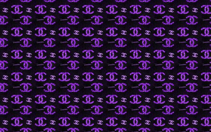 chanel wallpapers purple