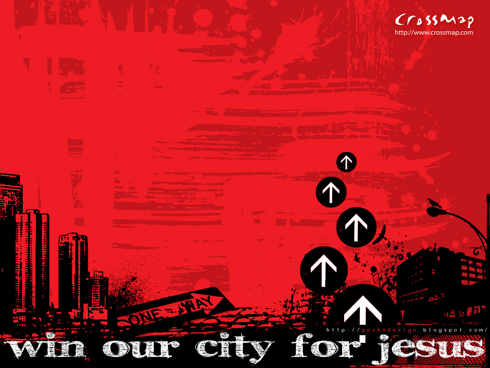 christian wallpapers red