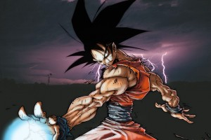 dragon ball z wallpapers 3d