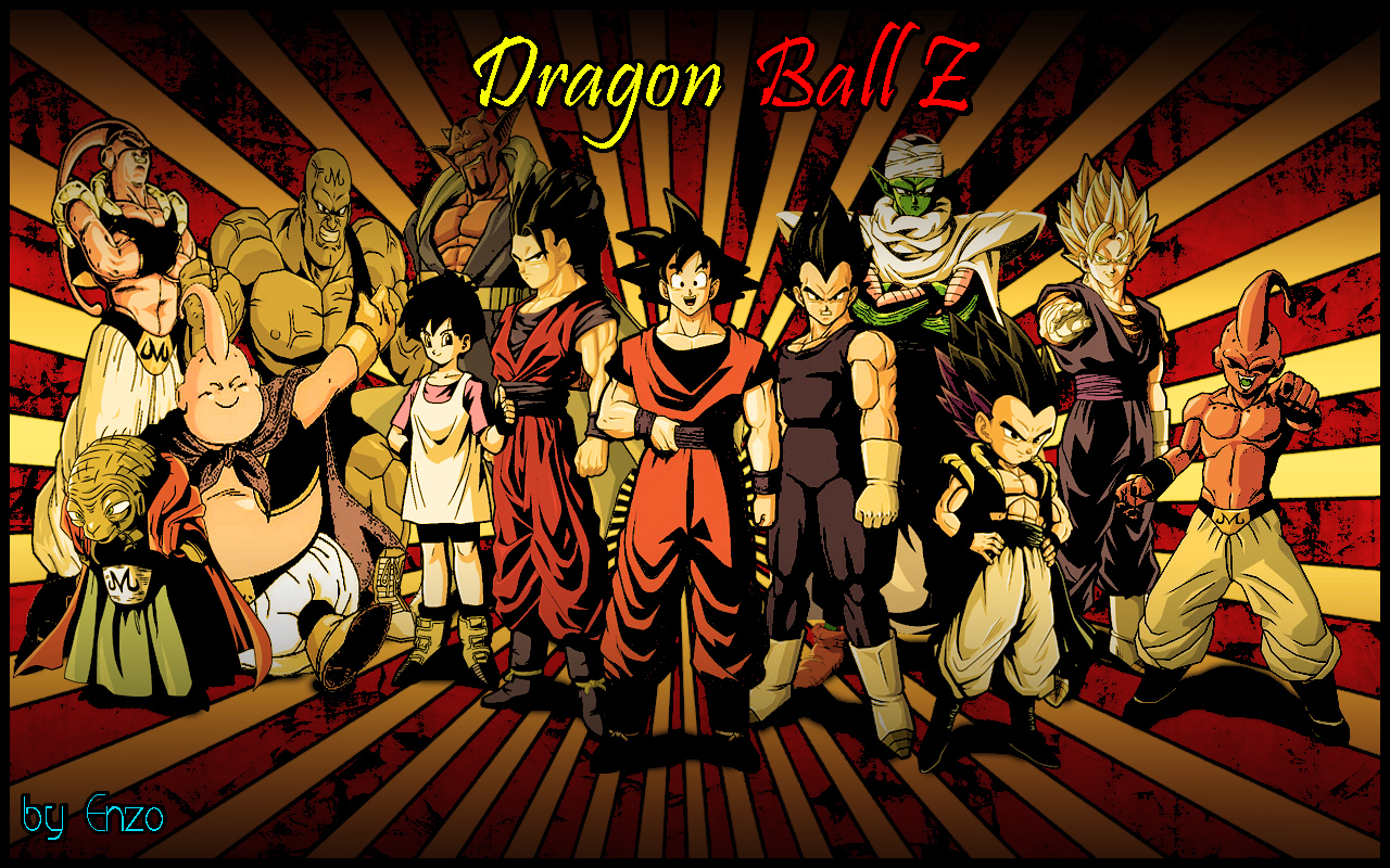 Dragon Ball Z Wallpapers Archives Page 5 Of 6 Hd