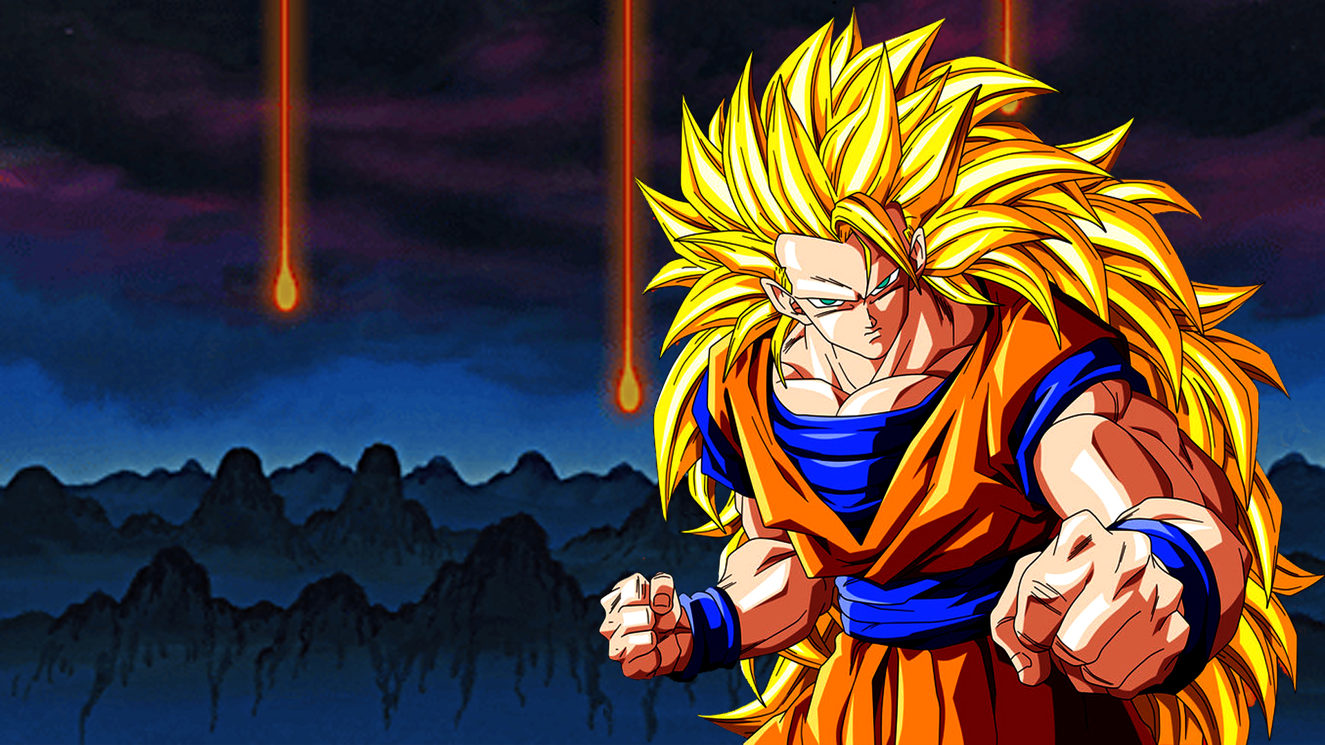 dragon ball z hd wallpaper free download