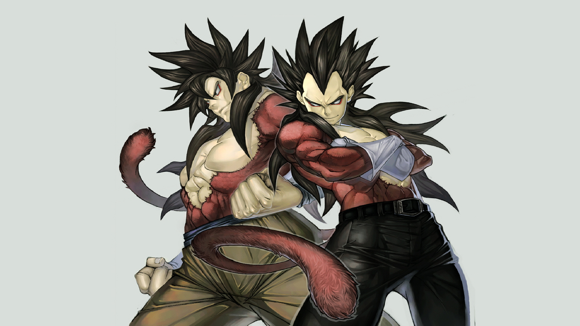 dragon ball z wallpapers twins