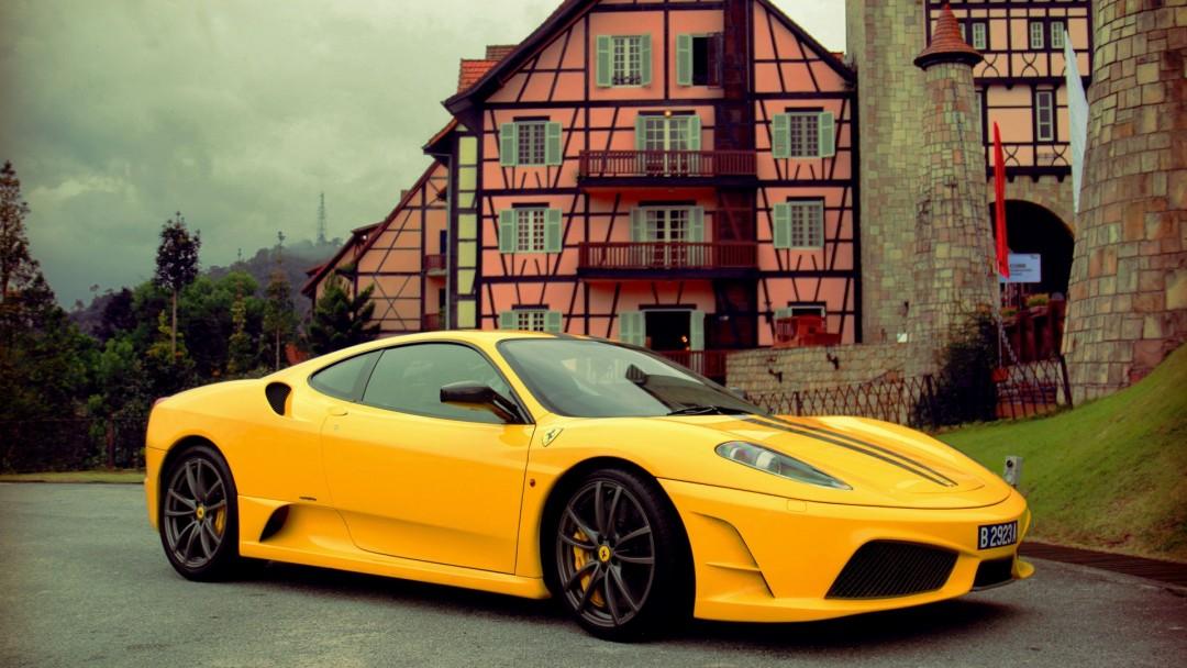 View Ferrari Wallpaper Hd 2560 X 1600  Images