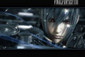 final fantasy wallpaper xiii