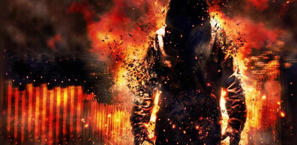 fire wallpaper man - HD Desktop Wallpapers  4k HD