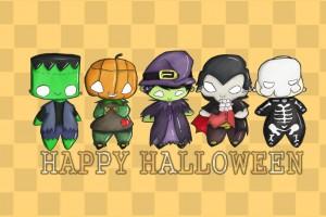 halloween wallpapers cute