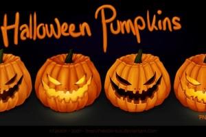 halloween wallpapers pumpkins jack