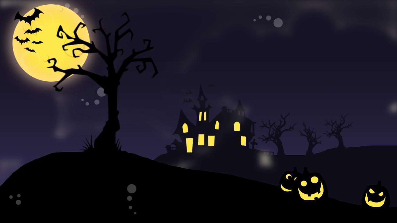 Free Halloween Live Wallpapers Happy Halloween Live Animated