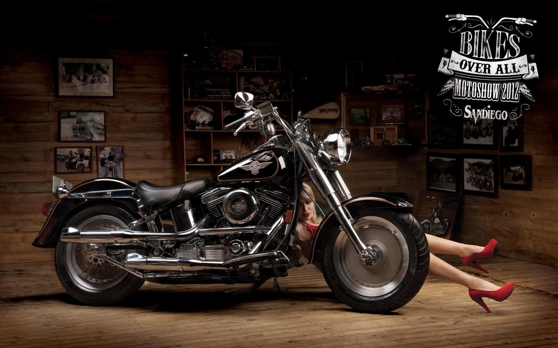 Реклама Харлей. (Harley Davidson Respect)