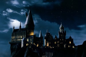 harry potter wallpaper hogwarts nights