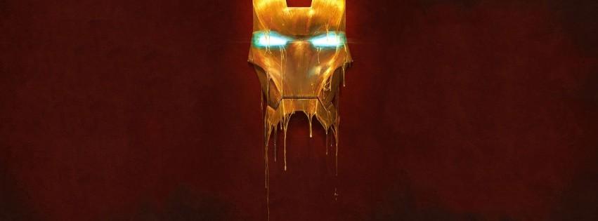 Iron Man Wallpaper Mask Bleed Hd Desktop Wallpapers 4k Hd