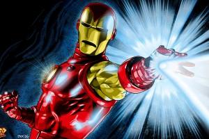 iron man wallpaper power