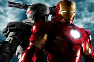 iron man wallpaper twin