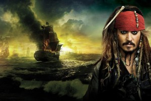 johnny depp wallpaper Caribbean