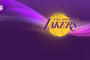 la lakers hd wallpaper purple