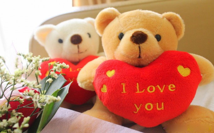 love pictures wallpapers teddy