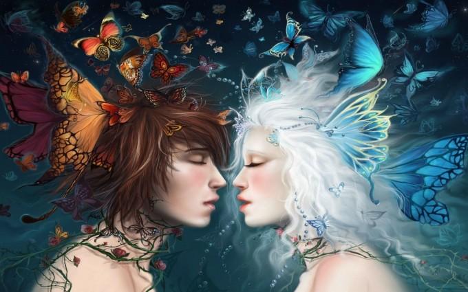 love wallpaper images fantasy