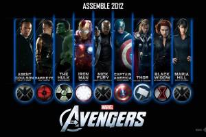 marvel wallpapers avengers