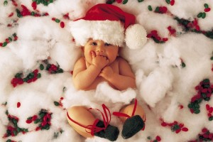 merry christmas wallpapers baby
